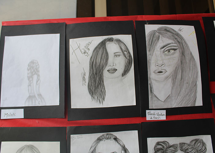 ALS Annual Exhibition for Preparatory and Secondary