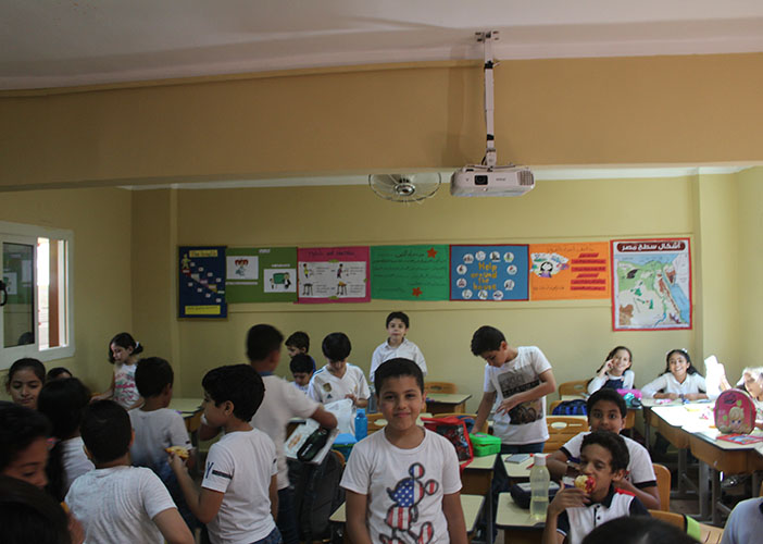 English Day for Grades 4,5,6